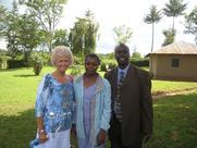 Pastor Isaac Gikonyo and Grace