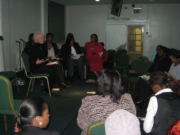 Leaders in Birmingham, England