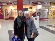 Forever friend, Irina, Lukhovitsy