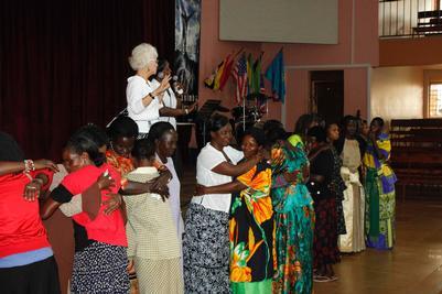 Gaba Church, Uganda