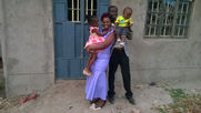 Pastor Samuel and his family